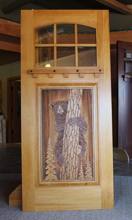 4)6 Lite Ledge \u0026 Bear & Our Doors | Great River Door Company | Specialty DoorsGreat River ...